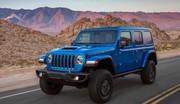 Le Jeep Wrangler enfin disponible en V8 !