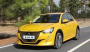 Essai Peugeot e-208 2020 : Le clone électrique