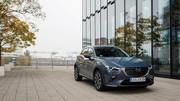 Mazda CX-3 : un peu de fard pour la star