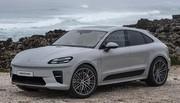 Porsche Macan 2 (2021) : Les premières illustrations du SUV électrifié