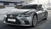 La Lexus LS500h mise à jour pour plus de douceur