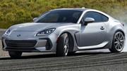 Nouvelle Subaru BRZ (2021) : infos et photos officielles