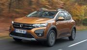 Notre premier essai de la nouvelle Dacia Sandero Stepway