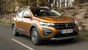 Essai Dacia Sandero Stepway (2021) : tout d'une grande, sauf le prix
