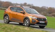 Essai Dacia Sandero Stepway 3 2021