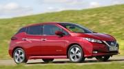 Nissan Leaf : 14 000 € de rabais pour fêter les 10 ans