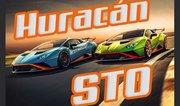 Lamborghini Huracán STO : voici la Super Trofeo Omologata !