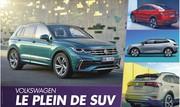 Volkswagen : Connaissez-vous ses 24 SUV différents ?