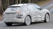 Audi Q4 e-tron (2021) : Le prototype croisé sur les routes suédoises