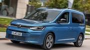 Nouveau Volkswagen Caddy : prix à partir de 28 600 €