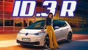 ID.3 R, Volkswagen aura bien sa sportive électrique !