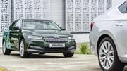 Škoda : un projet de convoi automatisé