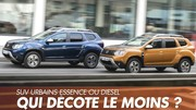 Achat essence ou diesel : Quels SUV urbains décotent le moins ?
