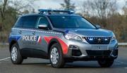 Peugeot va équiper la police et la gendarmerie en 5008