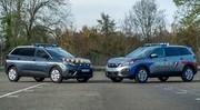 La Peugeot 5008 va intégrer les rangs de la Police et de la Gendarmerie