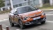 Citroën C4 (2021) : essai vidéo de la nouvelle C4