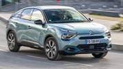 Notre premier essai de la Citroën ë-C4 électrique