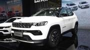 Jeep Compass (2022) : Le SUV compact restylé en Chine