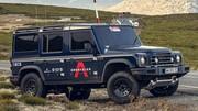 Le 4x4 Ineos Grenadier pourrait adopter l'hydrogène