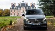 Essai Mercedes EQV : on en oublierait qu'il est électrique