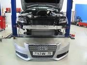 L'Audi A4 mise à nu