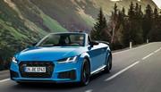 Audi TTs Coupé et Roadster compétition plus 2021 : un pack stylistique pour le TTS
