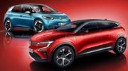 La Renault Mégane Electric (2022) défiera la Volkswagen ID.3