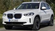 Nos premières impressions au volant du nouveau BMW X3 électrique