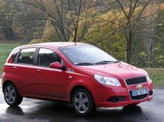 Essai Chevrolet Aveo 1.2 GPLi: prix au kilomètre imbattable ?