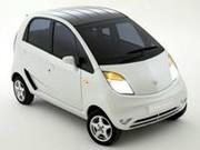 Premier essai de la Tata Nano
