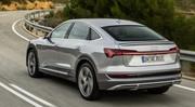 Audi e-tron : Une mise à jour pour des recharges plus rapides