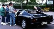Diego Maradona, de la Renault Fuego à la Ferrari F40
