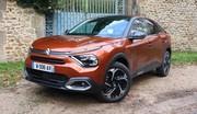 Essai Citroën C4 et ë-C4 : à hauteur de chevrons