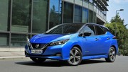 Prix Nissan Leaf (2021) : La berline électrique dès 33 900 €