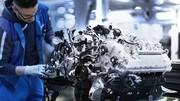 Angela Merkel soutient le moteur thermique