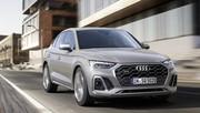 Audi SQ5 Sportback TDI : 341 chevaux et du diesel