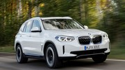 Essai BMW iX3 (2021) : le X3 électrique est un rival de plus pour le Model Y