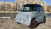 La Citroën AMI jusqu'à la panne : jusqu'où ira la petite électrique à 6 000 € ?