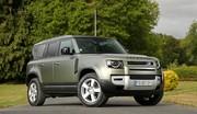 Essai Land Rover Defender 110 D240