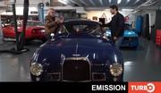 Emission Turbo : La restauration, un métier de passion; Série 4; Sandero; Explorer