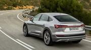 L'Audi e-tron se recharge désormais 2 fois plus vite !