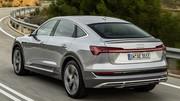 Audi fait recharger ses e-tron plus vite à la maison