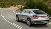 Mise à jour de Noël pour l'Audi e-tron (2021)