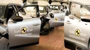 Tests de sécurité EuroNCAP : éviter l'accident devient la priorité