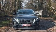 Essai Hyundai Tucson 2021 1.6 CRDI 48V