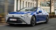 Essai Toyota Mirai : en nette progression