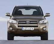 Toyota RAV4 restylé : Repoudrage hivernal