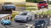 Autonomie électrique : la Volkswagen ID.3 face à la concurrence