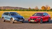 Skoda Octavia RS et Scout (2021) : présentation des nouvelles variantes