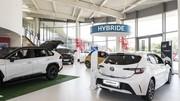Marché automobile : les ventes de voitures chutent de 27% en novembre